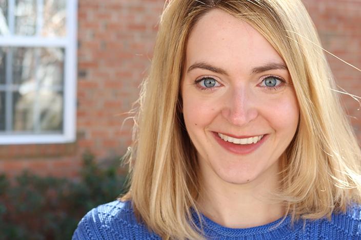 Christine Mottram - Voice what Matters Closeup